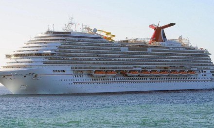 RD receives three cruise ships this week with a capacity of 15 thousand visitors
