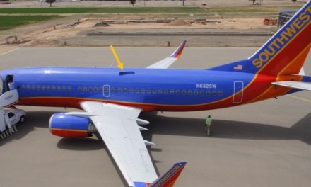 SOUTHWEST SEES ADDITIONAL $150M IN LOST REVENUE IN Q1