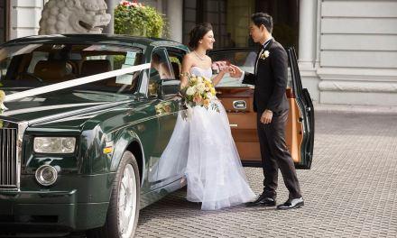 THE PENINSULA HONG KONG BRIDAL SHOWCASE 2019
