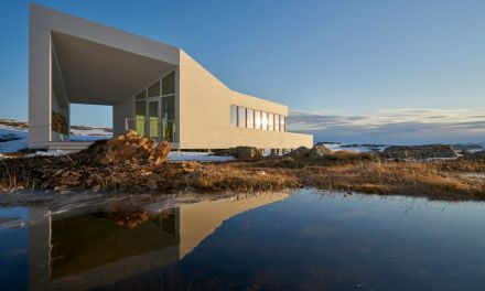 The Fogo Island Shed