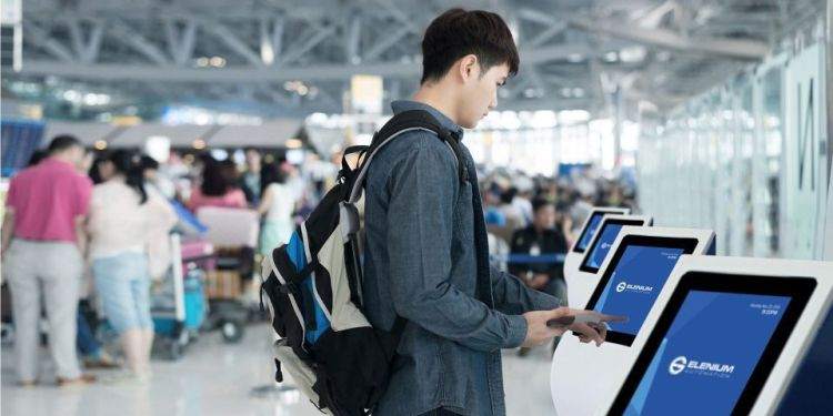 ETIHAD AIRWAYS AND ELENIUM, REVOLUTIONIZE THE TRAVEL EXPERIENCE BY TAKING FACIAL RECOGNITION TECHNOLOGY TO NEW HEIGHTS.