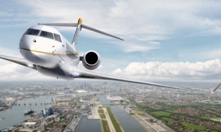GLOBAL 7500 AIRCRAFT BREAKS KEY SPEED RECORD