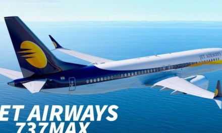 INDIA DEREGISTERS FIRST JET AIRWAYS 737S