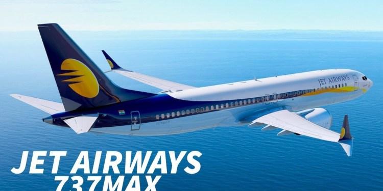 INDIA DEREGISTERS FIRST JET AIRWAYS 737S