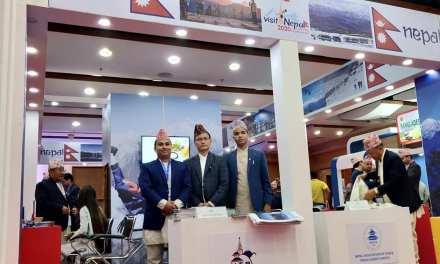 Nepal participates in Bangladesh Travel and Tourism Fair (BTTF) 2019