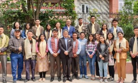 PATA NEPAL STUDENT CHAPTER ELECTS NEW EXECUTIVE COMMITTEE WITH CHAIRPERSONSHIP OF MR. SURENDRA NEUPANE