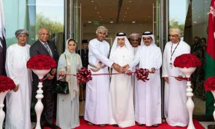 QATAR AIRWAYS CELEBRATES NEW OFFICE OPENING IN MUSCAT
