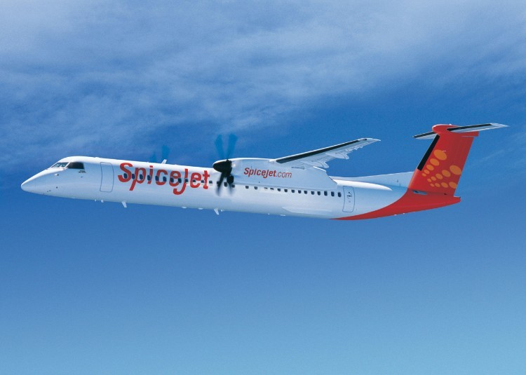 SpiceJet to take five more Q400s