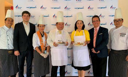 Bangkok Airways Organizes an Authentic French Cuisine Workshop