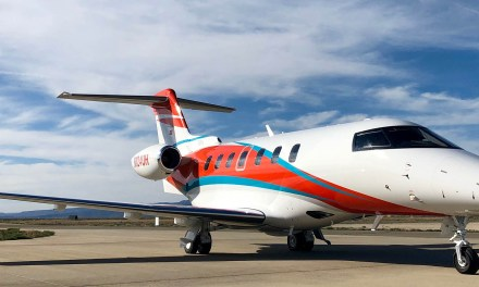 U-Haul International Takes Delivery of the First of Two PC-24s