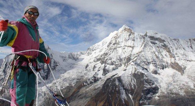 Kami Rita Sherpa climbs Everest for 23rd time