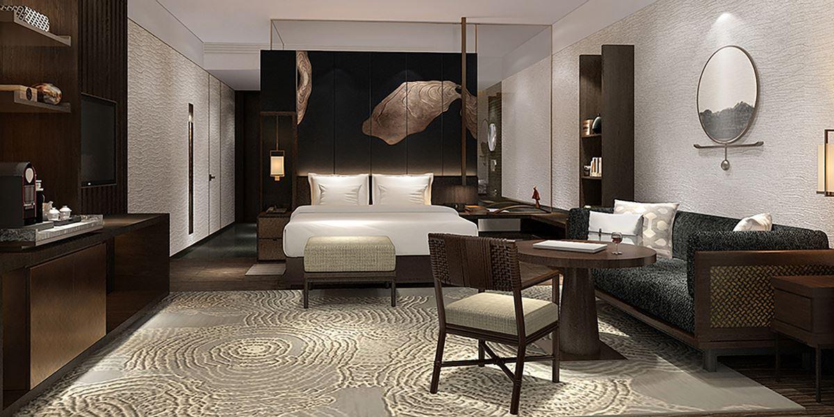 Marriott International Debuts JW Marriott Hotel in Qufu