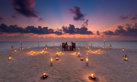INDIAN OCEAN'S MOST ROMANTIC RESORT