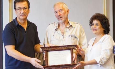 Eric Valli recognized as Visit Nepal 2020 Tourism Goodwill Ambassador
