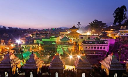 India launches scheme to fly elderly pilgrims free to Nepal's Pashupatinath temple