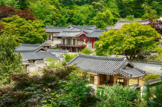 Seowon Designated as a UNESCO World Heritage