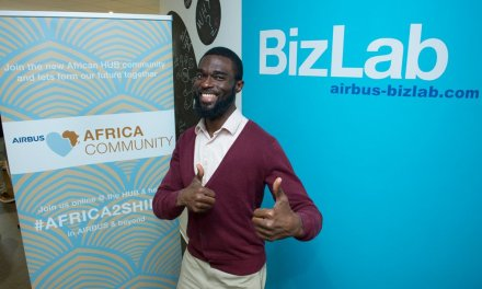 Airbus with African start-ups