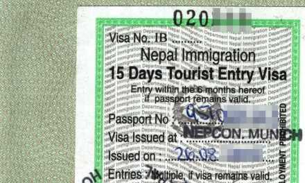Notice Regarding Visa Fee Updates in Nepal