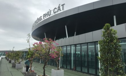 Vietnam's Phu Cat airport goes international in September