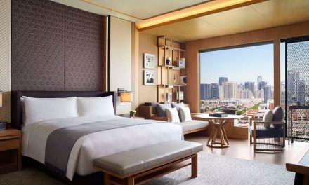The Ritz-Carlton, Xi'an Debuts in One of China's Most Historic Cities