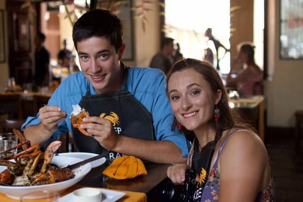 International Culinary YouTubers Explore Colombo Cuisine