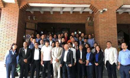 NTB Welcomes Hon'ble Minister Yogesh Bhattarai