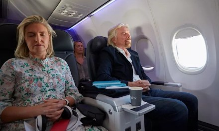 Virgin Australia launched a new programme to help nervous flyers