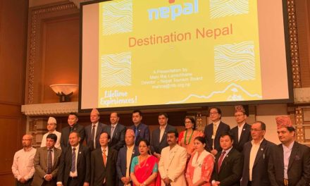 Nepal promoted as a destination for 'Lifetime Experience' in Japan