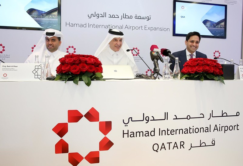 Qatar Airways Secures Naming Rights Of Hamad International Airport Station