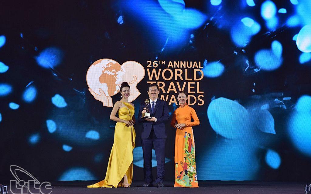 Viet Nam wins prestigious award as Asia's Leading Destination 2 consecutive times