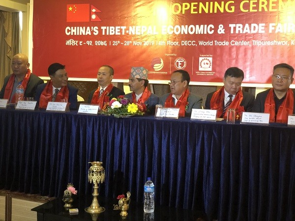 Tibet-Nepal Economic and Trade Fair kicks off in Kathmandu