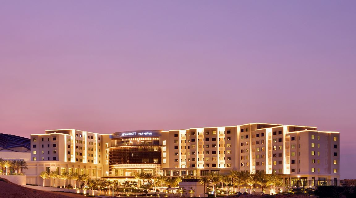 JW Marriott Debuts in Oman's Historic Capital with Opening of JW Marriott Muscat