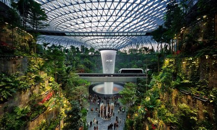 Changi Singapore crowned as World's Best Airport