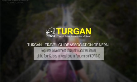 TURGAN requests the government to address issues of tour guides
