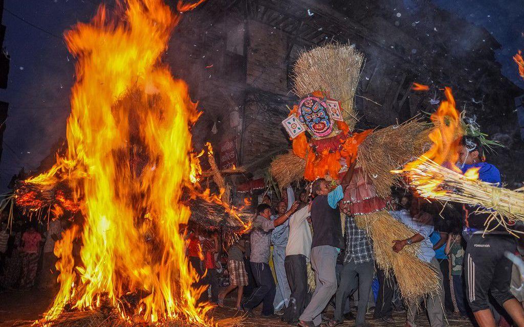 Gatha Muga (Ghanta karna) festival