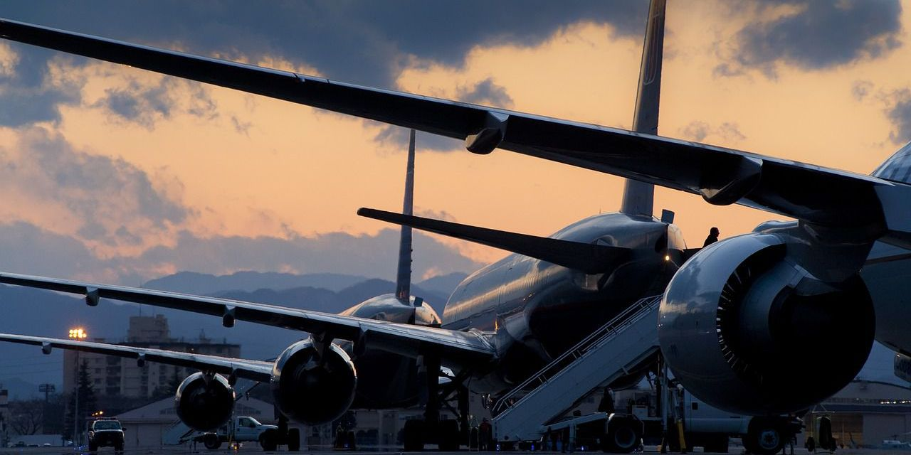 Maintaining a parked aircraft needs more work than a flying one