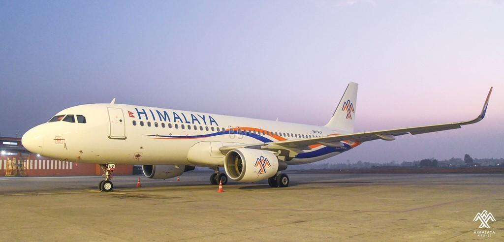 Himalaya Airlines resumes operations to Dubai