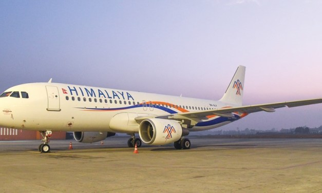 Himalaya Airlines resumes operations to Dubai