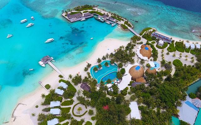 Tourist arrivals in the Maldives rebound to near pre-Covid levels
