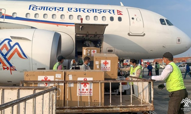 Himalaya Transports Vero Cell Vaccines for Philanthropy