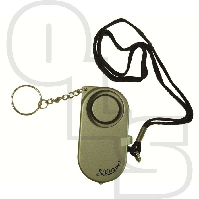 Personal Security Ring