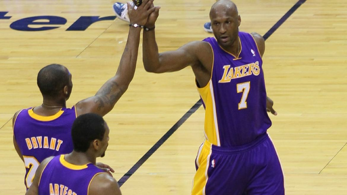 Lamar Odom, Basketball, Lakers, Comeback, Overseas, Italy