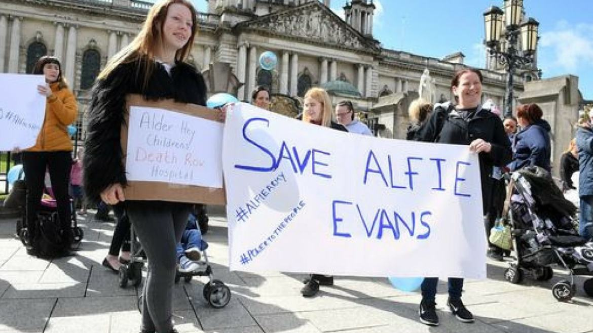 Tom Evans Asks Supporters to Stop Protesting and He Wants to Build Relationship With Alder Hey Hospital 1