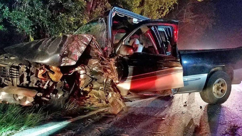 Teen, Car Accident, Died, Death, Teens, Pickup, Crash