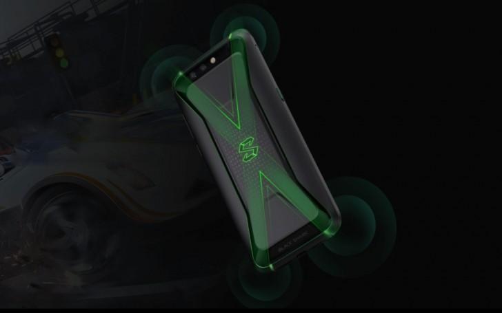 Xiaomi Black Shark, Xiaomi, Black Shark, Smartphone, Gaming