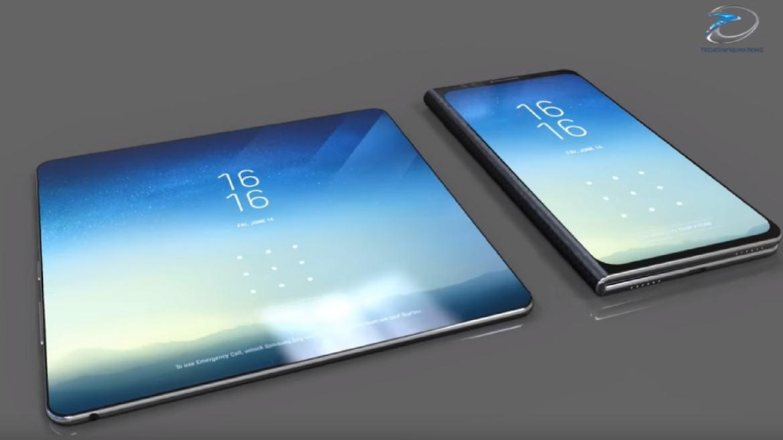 Samsung Galaxy X, Samsung Galaxy S10, Samsung, Galaxy, Rumors