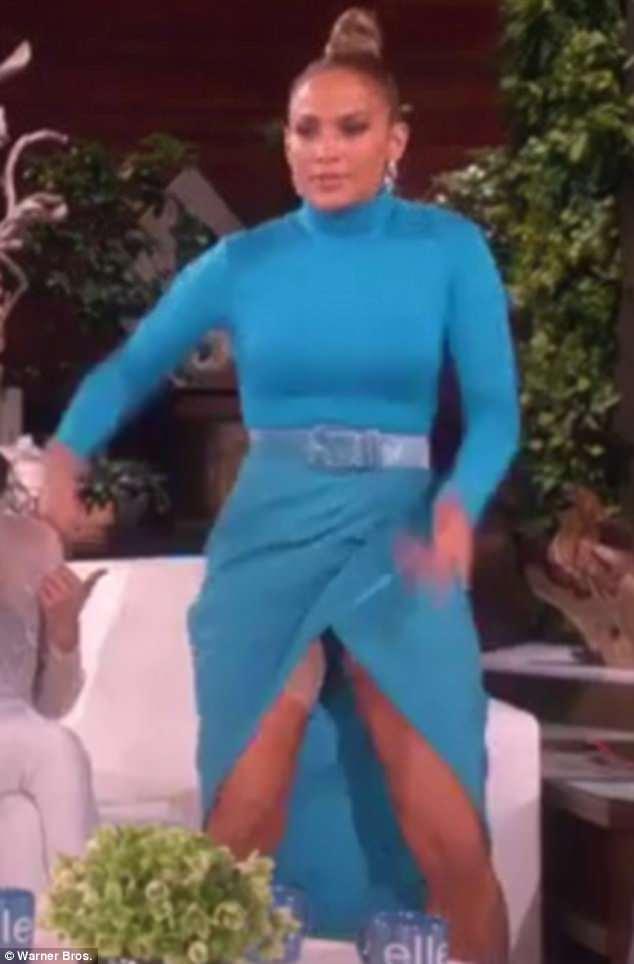 Jennifer Lopez, Spanx, Embarrassing