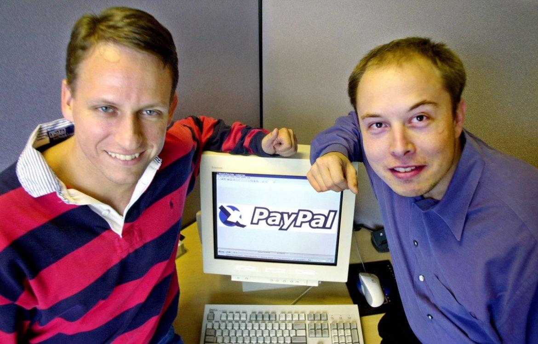 Elon Musk, Peter Till, PayPal