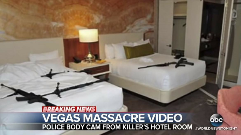 Las Vegas, Massacre, Las Vegas Massacre, People, Running, Massacre in Las Vegas