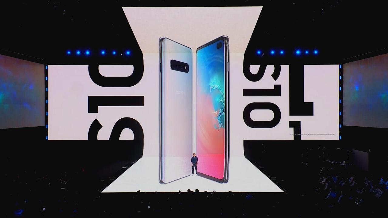 Samsung Unpacked 2019: Here is everything about Samsung Galaxy S10 series